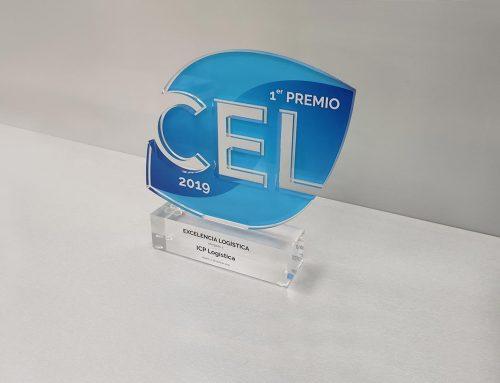 """ICP remporte le prix d'""""excellence logistique"""" décerné par cel"""